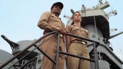 American Warship: Invazia