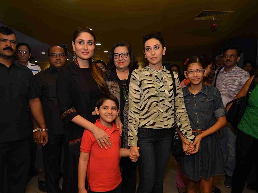 Familia Kapoor