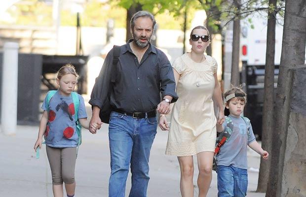 Kate Winslet family
