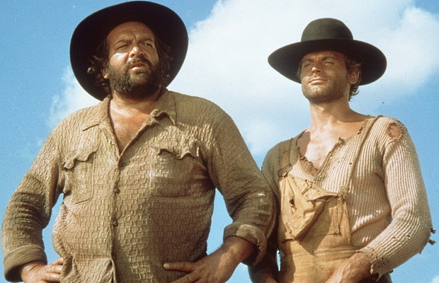 Bud Spencer si Terence Hill