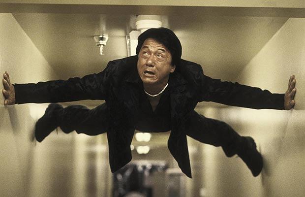 Jackie Chan cariera