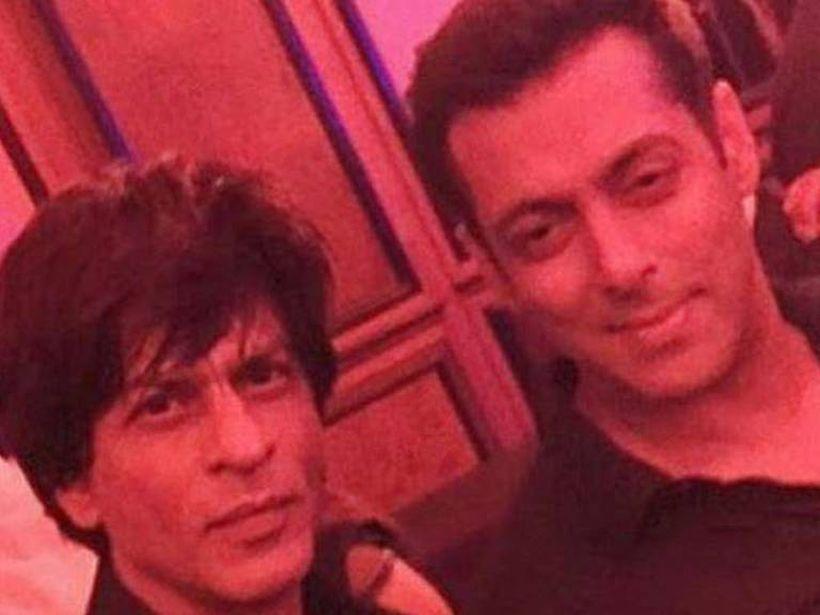 Salman Khan si Shah Rukh Khan