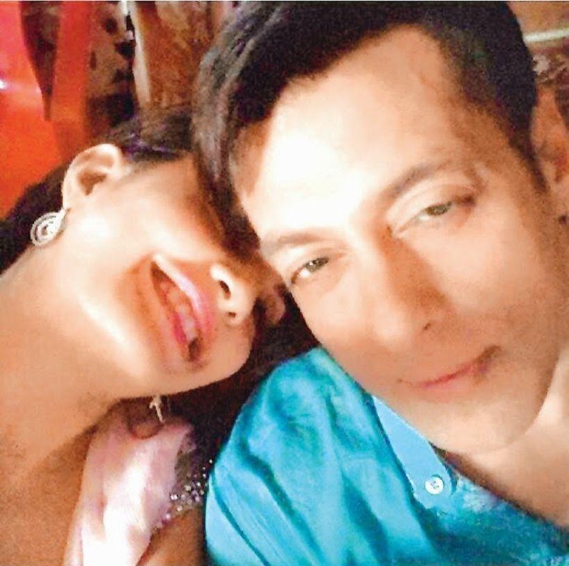 Salman Khan si Jaqueline Fernandez