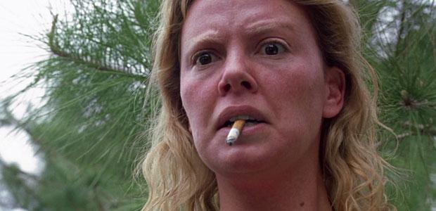 Aileen Wuornos in Monster