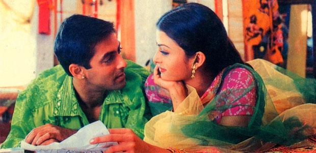 Aishwarya Rai si Salman Khan