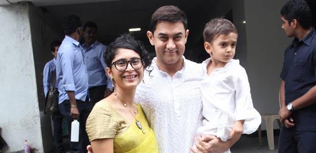 Aamir Khan si Kiran Rao