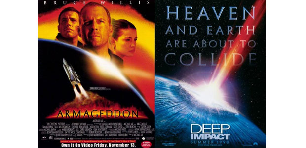 Armageddon vs. Deep Impact