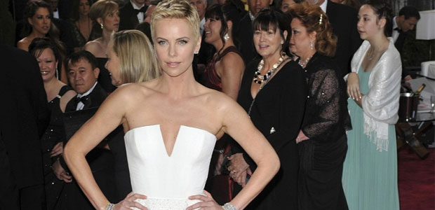 Charlize Theron in 2013