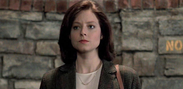 Clarice Starling in The Silence of the Lambs