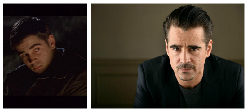 Colin Farrell atunci acum actori Hollywood