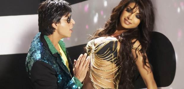 Shahrukh Khan si Priyanka Chopra
