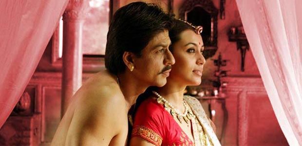 Shahrukh Khan si Rani Mukherjee