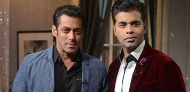 Salman Khan si Karan Johar
