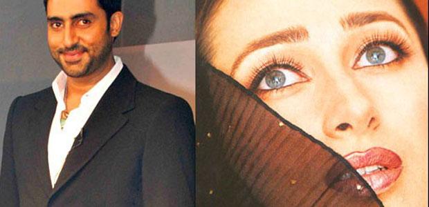 Karisma Kapoor si Abhishek Bachchan