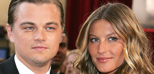Leonardo DiCaprio si Gisele Bundchen