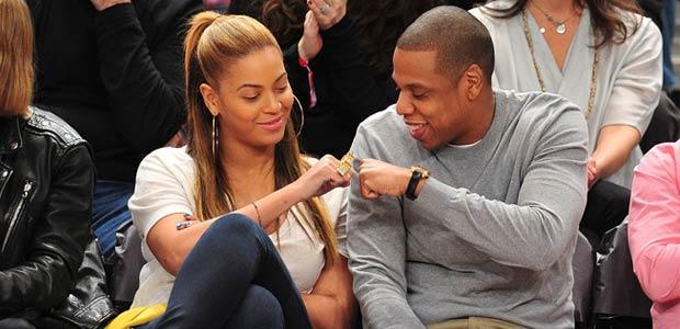 Jay Z si Beyonce