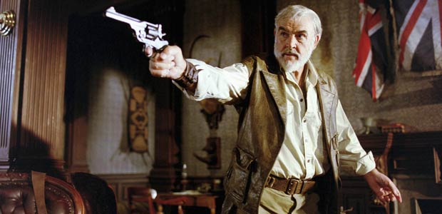 The League of Extraordinary Gentlemen - Sean Connery
