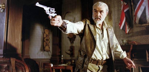 The League of Extraordinary Gentlemen - Sean Connery