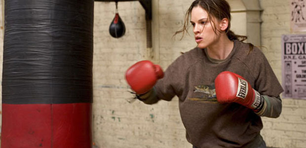 Maggie Fitzgerald in Million Dollar Baby