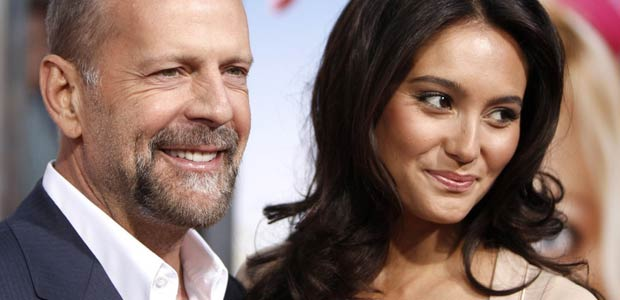 Bruce Willis si Emma Heming
