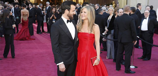 Jennifer Aniston si Justin Theroux