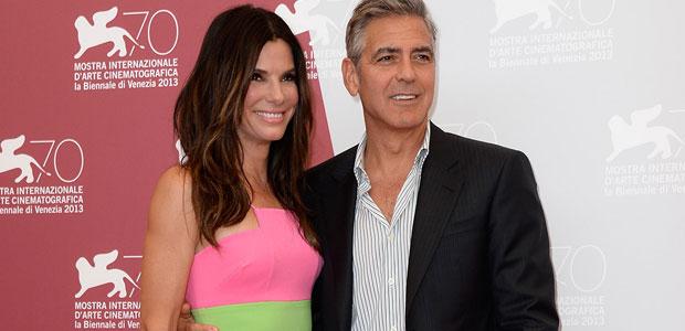 George Clooney si Sandra Bullock