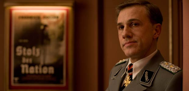 Christoph Waltz in Inglourious Bastards