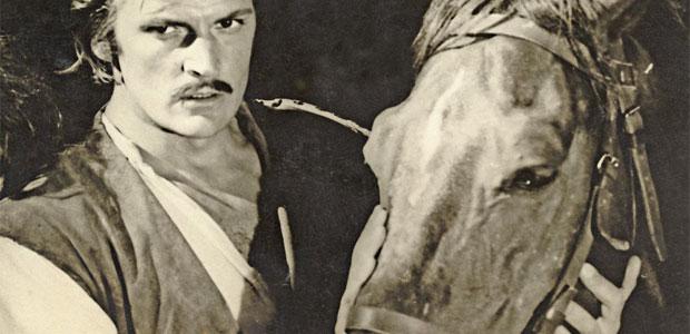 Florin Piersic in Haiducii lui Saptecai