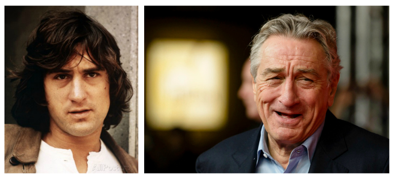 Robert de Niro Hollywood atunci the intern