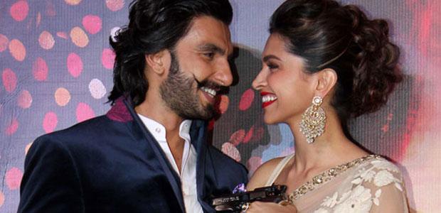 Ranveer Singh si Deepika Padukone