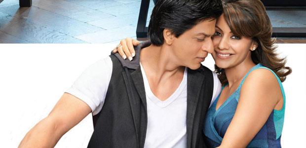 Shah Rukh Khan si Gauri Khan