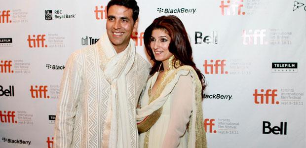 Akshay Kumar si Twinkle Khanna